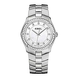 Ebel Sport Diamond 32 mm Womens Watch
