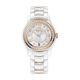 Ebel X-1 Rose Gold & Diamond 34 mm Womens Watch