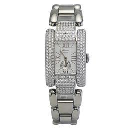 Chopard La Strada Stainless Steel Diamonds Mens Watch
