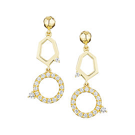 The Jackson 2 Drop Earrings