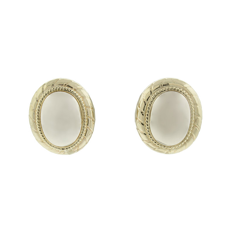 "Image of ""Citra 14k Yellow Gold Earrings"""