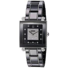 Fendi Ceramic F625110DPDC Watch