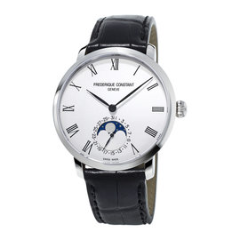 Slimline Manufacture Moonphase Watch