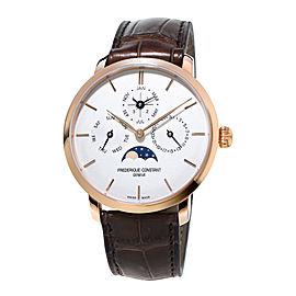 Slimline Perpetual Calendar Manufacture Watch