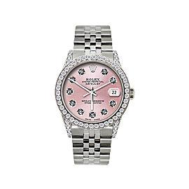Rolex Datejust Diamond Watch 36mm