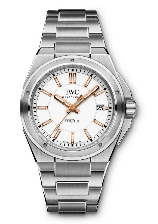 "Image of ""IWC Ingenieur W323906 Stainless Steel 44mm Watch"""