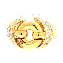 Bvlgari Yellow Gold Ring