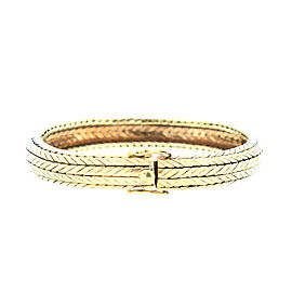 Tiffany and Co 18k Yellow Gold Bracelet