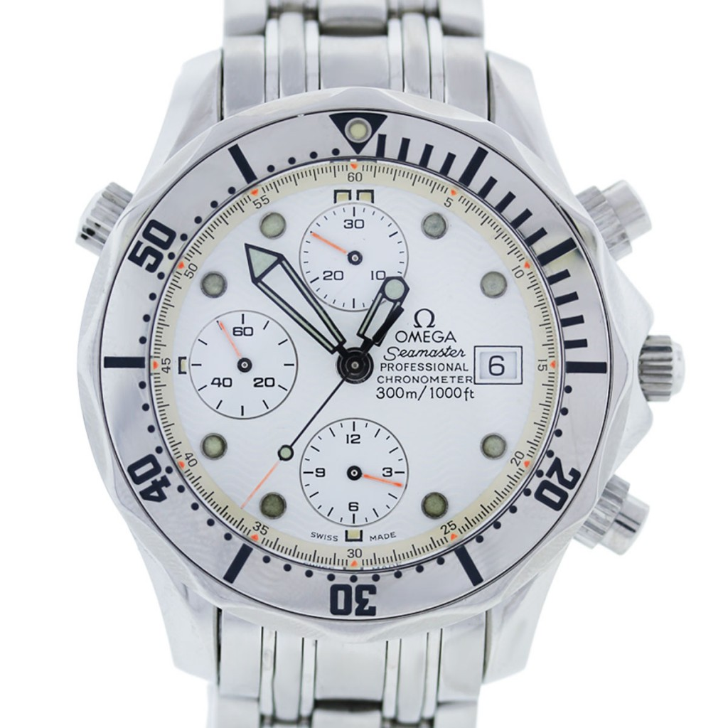 "Image of ""Omega Seamaster Professional Chronograph 41mm Watch"""