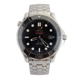 Omega Seamaster Diver 300 M Co Axial 41 mm Stainless Steel Watch