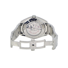 Stainless Steel Sapphire Mens Watch