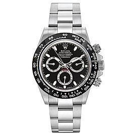 Rolex Pre Owned Custom Ceramic Daytona 116520 Watch