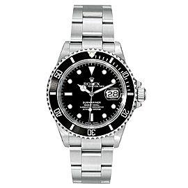 Rolex Submariner Steel 16610 Watch