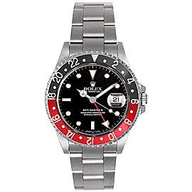 Rolex GMT-Master II Black/Red 16710 Watch