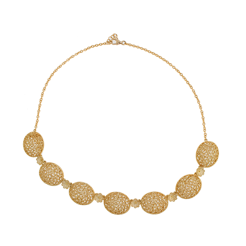 "Image of ""Buccellati Filidoro 18K Yellow Gold Necklace"""