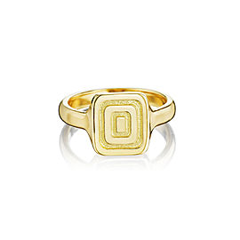 Piece Icon Signet Ring