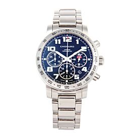 Chopard 158920 3001 Mille Miglia Gran Turismo Chronograph Stainless Steel 40.5mm Watch