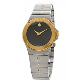 Movado 84 E4 1834 Rondiro Stainless Steel Womens Watch