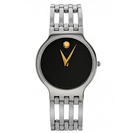 Movado 89 19 861 Esperenza Stainless Steel Mens Watch