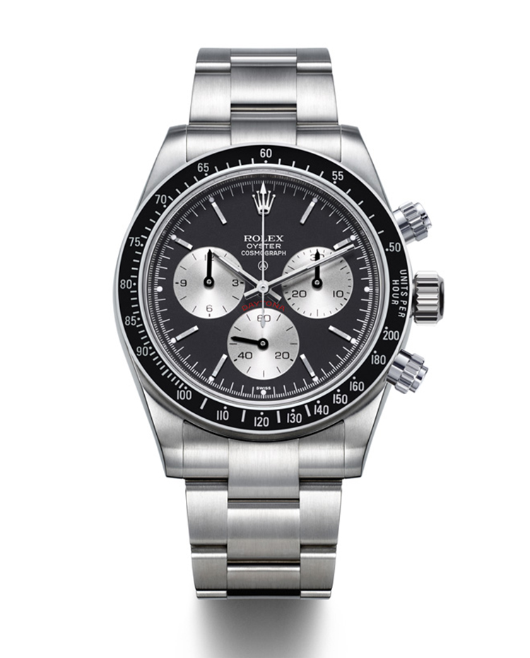 """Image of """"Tribute to 6263 series II Black Dial Watch"""""""