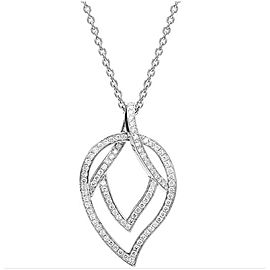 Piaget White Gold & Diamond Pendant Necklace