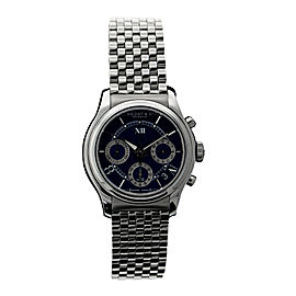 Bedat & Co. BED1 Chronograph Stainless Steel Mens Watch