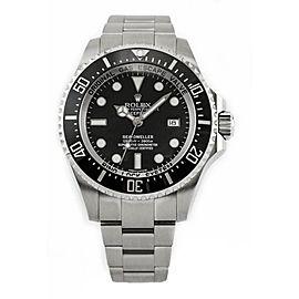 Rolex Sea-Dweller Deepsea Stainless Steel Watch 116660