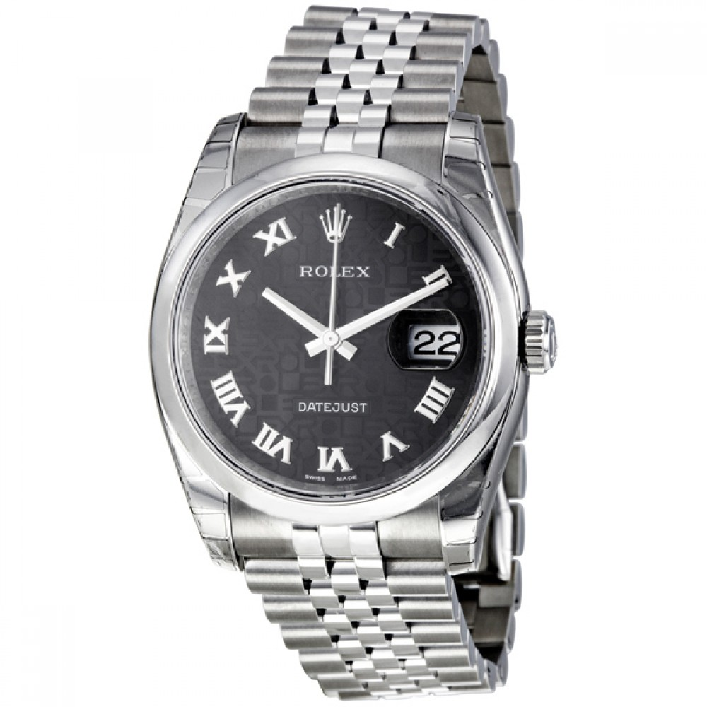 Rolex Datejust 36 Black