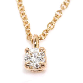 Tiffany & Co. 18K Rose Gold Diamond Necklace