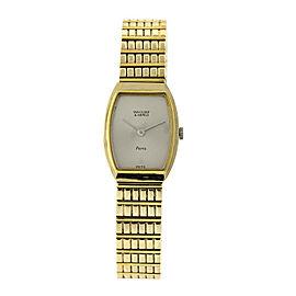 Van Cleef & Arpels VCA3 18K Yellow Gold Womens Watch