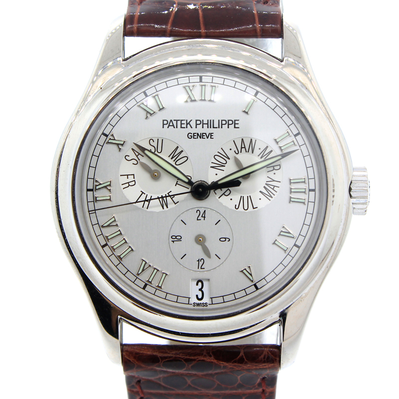 Patek Philippe White Gold Annual Calendar 5035G
