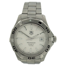 TAG Heuer Aquaracer Stainless Steel Date 41mm Watch