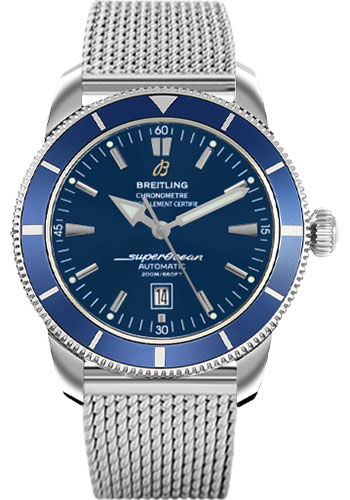 """Image of """"Breitling Superocean Heritage A1732016-C734Ss Stainless Steel 46mm"""""""