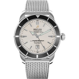 Breitling Aeromarine SuperOcean Heritage A1732024-G642SS Stainless Steel 46mm Mens Watch
