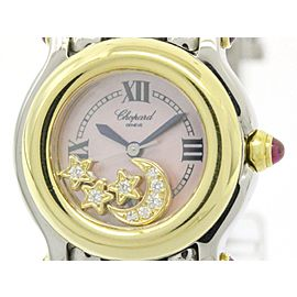 Chopard Happy Sport 27/8405-42 Stainless Steel 26mm Womens Watch