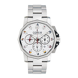 Corum Admirals 44 Challenge Chronograph Mens 44mm Watch