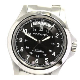 Hamilton Khaki Stainless Steel Automatic 40mm Mens Watch