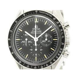 Omega Speedmaster 3570.50 Stainless Steel with Black Dial 42mm Mens Watch