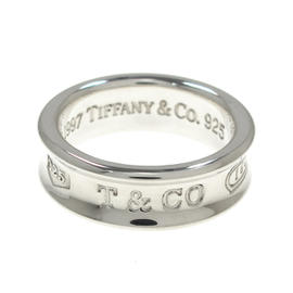Tiffany & Co. 925 Sterling Silver Ring Size 7.25
