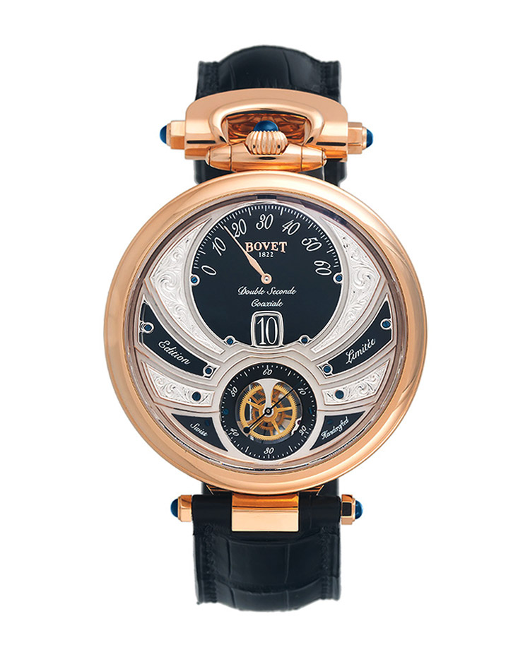 "Image of ""Bovet Complications Virtuoso V Watch"""