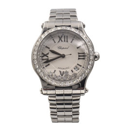 Chopard Happy Sport Medium 278559-3004 36mm Womens Watch