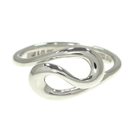 Tiffany & Co. 925 Sterling Silver Ring Size 5.25