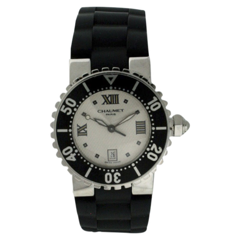 """Image of """"Chaumet Class One 622-4262 Stainless Steel with Date Sport 100 Meter"""""""