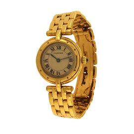 Cartier Panthere 18K Yellow Gold 24mm Womens Watch