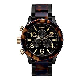 Nixon Chrono 42-20 A037-679-00 Stainless Steel 42mm Watch