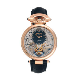 Bovet Fleurier Monsieur Reversible Dial Watch