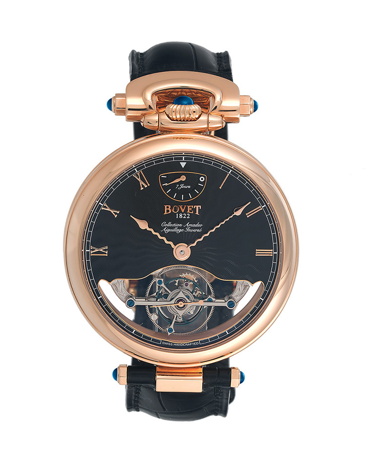 "Image of ""Bovet Grand Complications Fleurier 0 Reversible Dial Watch"""