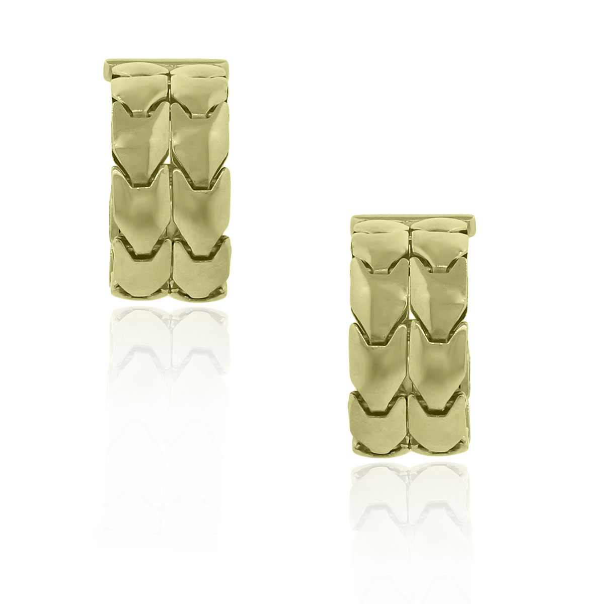 "Image of ""Antonini 18K Yellow Gold Earrings"""