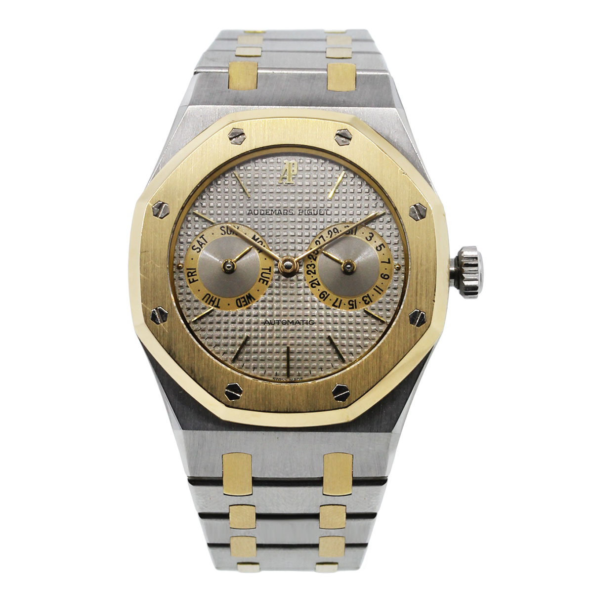 "Image of ""Audemars Piguet Royal Oak 767 Two Tone Stainless Steel & Yellow Gold"""