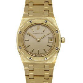Audemars Piguet Royal Oak 1309 18K Yellow Gold 24.5mm Watch